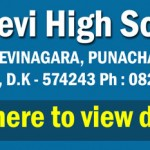 Sri Devi High School, Punacha
