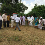 Inauguration of Water Harvesting